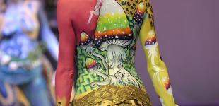 Фестиваль боди-арта, парикмахерского искусства и дизайна - снова в Киеве