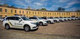 Полицейские получили новенькие Mitsubishi