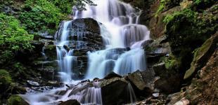 Усі водоспади України: 40+ найгарніших водоспадів України