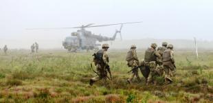 Десантники з Донеччини продовжують підвищувати бойову майстерність під час батальйонних тактичних навчань в різних регіонах України