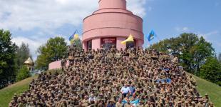 «Рух 100. Злива»: на Київщині пройшли навчання сил територіальної оборони