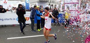 Киевский международный марафон Wizz Air Kyiv City Marathon 2017