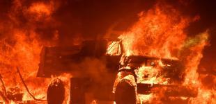 Лісові пожежі у США: щонайменше 23 людини загинули, сотні зникли безвісти