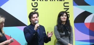 На Франкфуртському книжковому ярмарку відкрили Національний стенд України