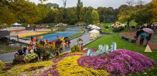 Цветы и вино. В Киеве проходит Spivoche Wine Fest
