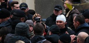 Протест в Одессе: в потасовках пострадали 6 человек