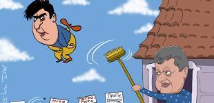 Україна в карикатурах Сергія Йолкіна