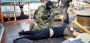 Как Россия захватывала украинские корабли в Крыму