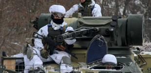 Десантники в районі АТО тренуються за стандартами НАТО