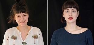 Портрет в 7 утра и 7 вечера: найдите 10 отличий
