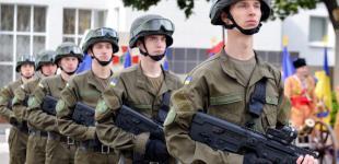 Чотири роки Національної гвардії України у 17 фото