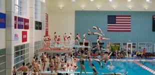 Многочасовые спортивные мероприятия в одном кадре: сила Photoshop