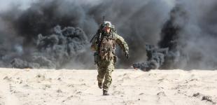 Нацгвардійці показали вміння перед військовими аташе з 26 країн світу