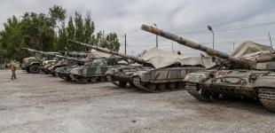 Как выглядят гарнизоны «Азова» под Мариуполем