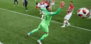 Франция - Хорватия: лучшие кадры финального раунда ЧМ-2018