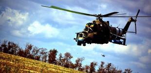 Спробу висадки ворожого десанту відбито: навчання підрозділів Морської піхоти та авіації Сухопутних військ