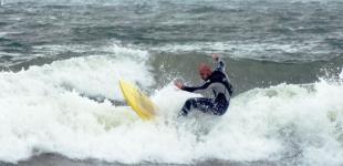 Як українські серфери готуються до Олімпіади