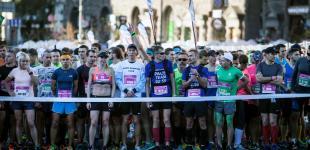 Самый большой марафон Украины: Wizz Air Kyiv City Marathon