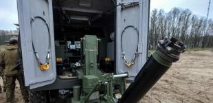 Випробування нового українського Мобільного мінометного комплексу