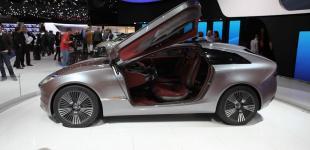 Geneva Motor Show: простота и роскошь