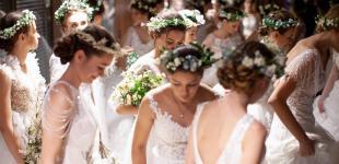 1000 свадебных платьев: Expo Wedding Fashion Ukraine 2018