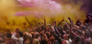 Холи - Фестиваль красок