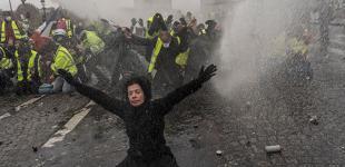 От анархистов до исламистов: «Топливный бунт» в Париже