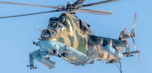 Наші модернізовані армійські вертольоти: льотно-методичний збір авіації Сухопутних військ