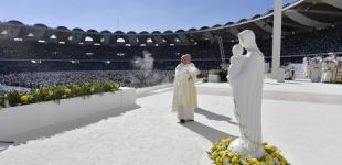 Папа Франциск посетил Эмираты: на проповедь в Абу-Даби собралось 150 тысяч человек