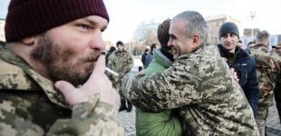 Дякуємо, що вижили: марш на честь захисників Дебальцевського плацдарму