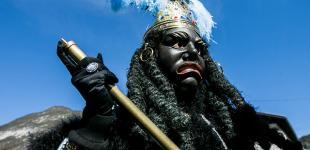 «Парад чудищ» в Тироле: проводы зимы по-австрийски