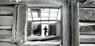 Суровые зимние Карпаты глазами опытного туриста. Часть первая