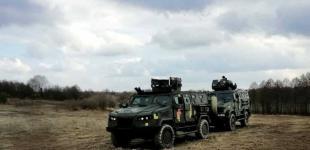 Як козаки «Козака» випробовували: новий бронеавтомобіль для українських десантників