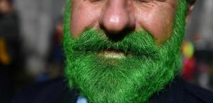 Зеленый день: в Ирландии и мире отпраздновали День святого Патрика