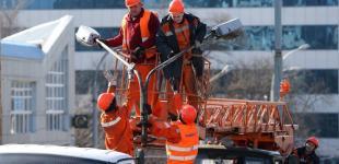 Как происходит демонтаж Шулявского моста