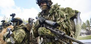 Пятая годовщина Национальной гвардии