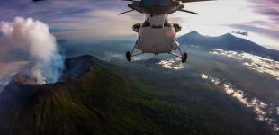 Політ у жерло вулкана: наші у Конго