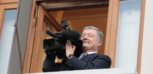 Як українці Порошенку дякували