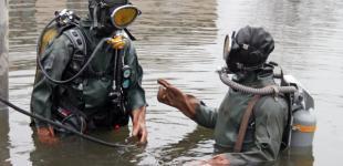 МинЧС провело учения по ликвидации чрезвычайных ситуаций