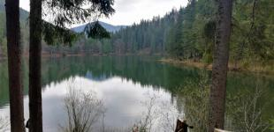 Мальовничий Синевир: гори, озеро та ведмеді