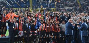 Победа Шахтера в Кубке Украины
