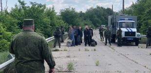 З окупованої частини Луганської області переміщено ще 60 засуджених