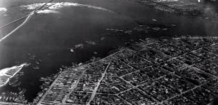 Уникальные фото: Киев 1918-го с высоты птичьего полета