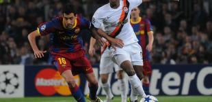 «Барселона» — «Шахтер» 5:1