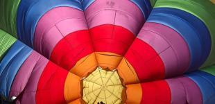 Парад воздушных шаров над Англией