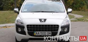 Космо300. Peugeot 3008