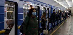 Возобновление работы метро в Киеве