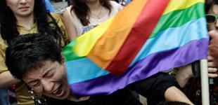 Гей-парад в Тбилиси