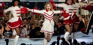 Концерт Мадонны в Тель-Авиве