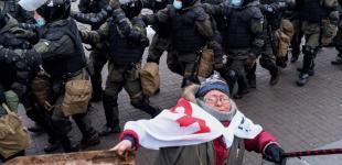 Протести ФОПів: зіткнення мітингувальників з поліцією на Майдані